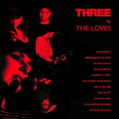 The Loves 'Three' - Cargo Records UK