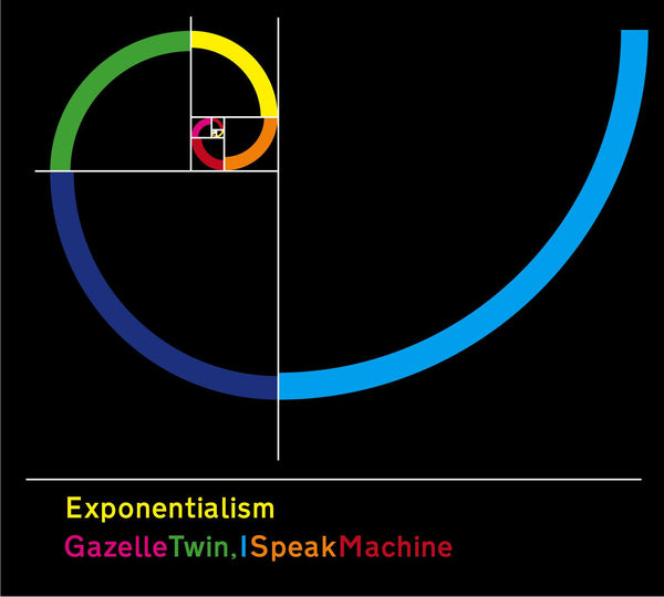 Gazelle Twin / I Speak Machine 'Exponentialism' - Cargo Records UK