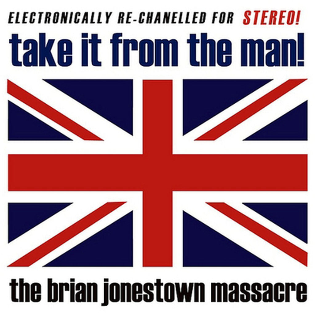 The Brian Jonestown Massacre 'Take It From The Man!' - Cargo Records UK - 1