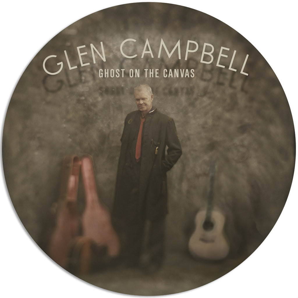Glen Campbell 'Ghost On The Canvas' - Cargo Records UK