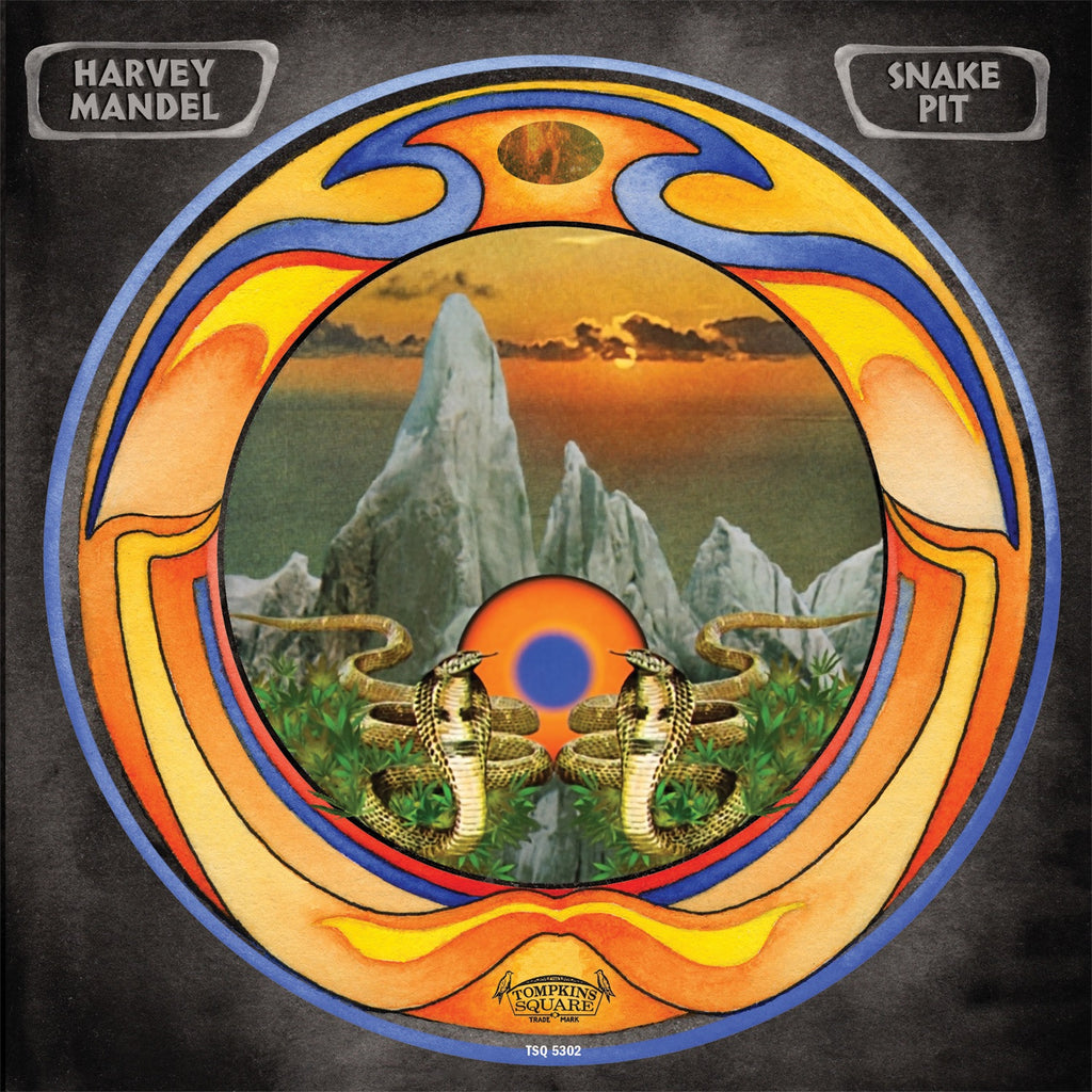 Harvey Mandel 'Snakepit' - Cargo Records UK