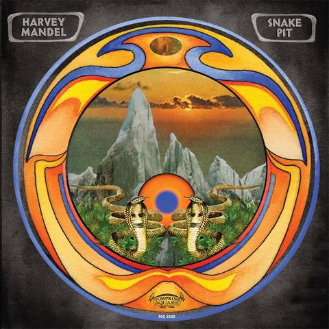 Harvey Mandel 'Snakepit' PRE-ORDER - Cargo Records UK