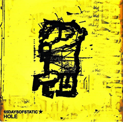 65daysofstatic 'Hole' - Cargo Records UK