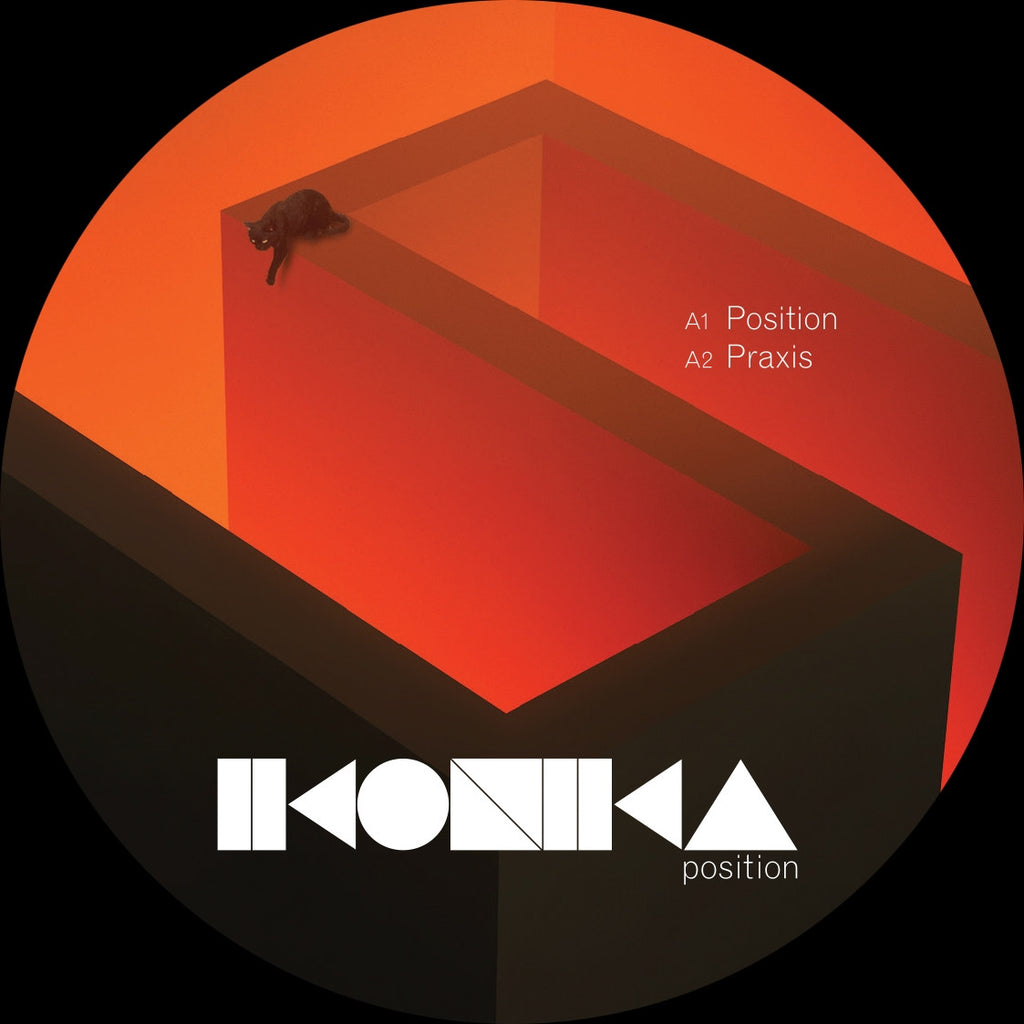 Ikonika 'Position E.P' - Cargo Records UK