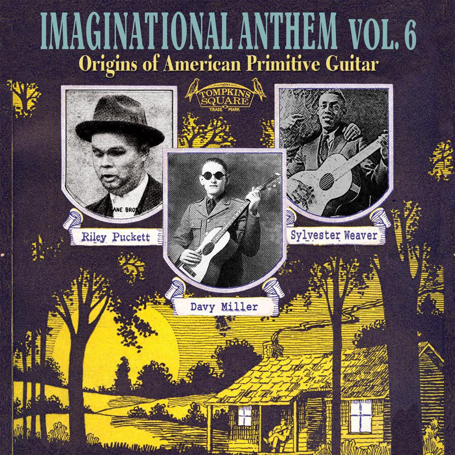 Various Artists 'Imaginational Anthem Vol. 6' - Cargo Records UK