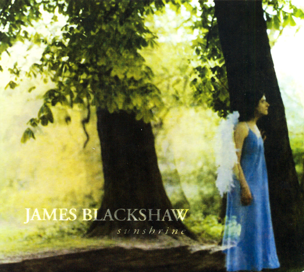 James Blackshaw 'Sunshrine' - Cargo Records UK