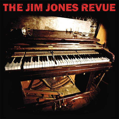 The Jim Jones Revue 'The Jim Jones Revue' - Cargo Records UK
