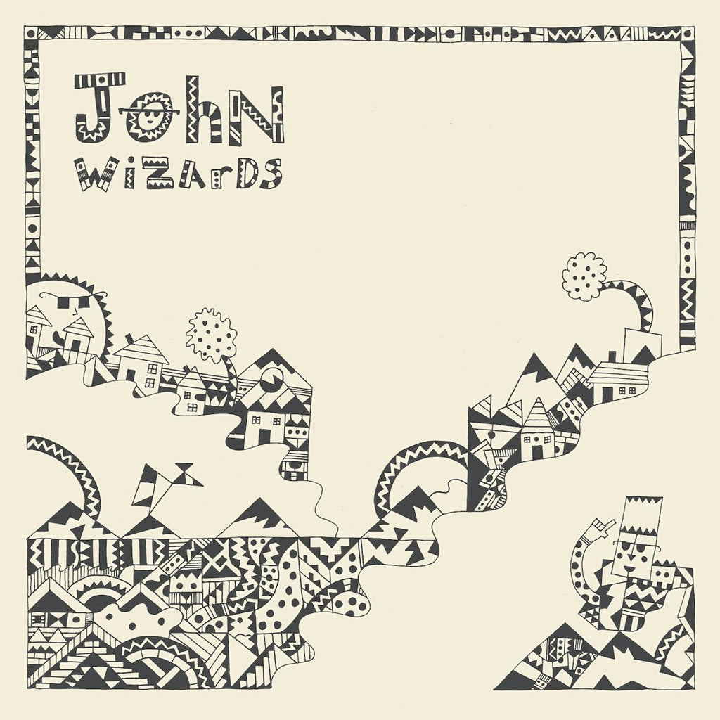 John Wizards 'John Wizards' - Cargo Records UK