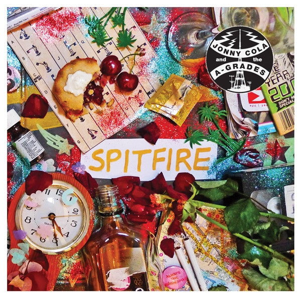 Jonny Cola & the A-Grades 'Spitfire' - Cargo Records UK