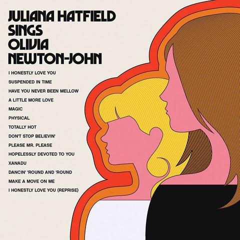 Juliana Hatfield 'Sings Olivia Newton-John' PRE-ORDER