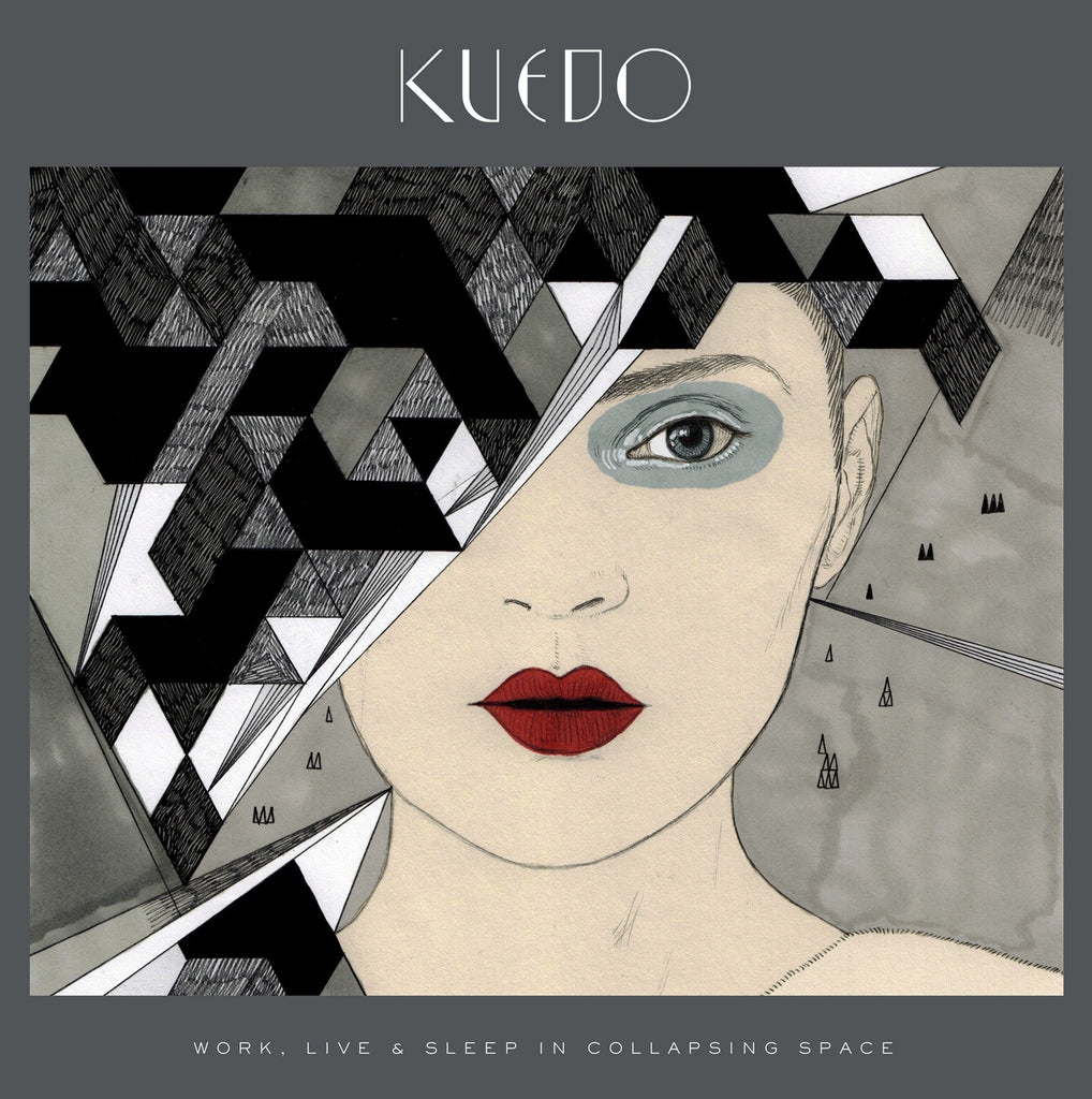 Kuedo 'Work, Live & Sleep In Collapsing Space' - Cargo Records UK