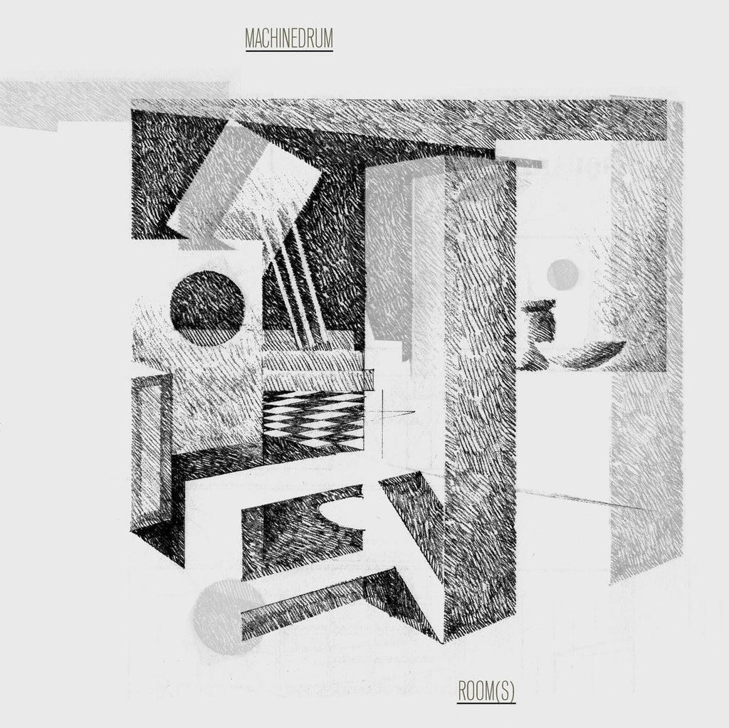 Machinedrum 'Rooms' - Cargo Records UK