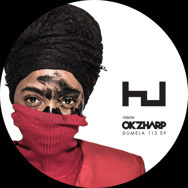 Okzharp 'Dumela 113 EP' - Cargo Records UK - 1