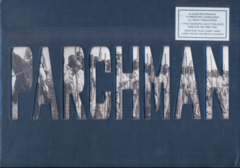 Various 'Parchman Farm: Photographs and Field Recordings: 1947–1959' - Cargo Records UK