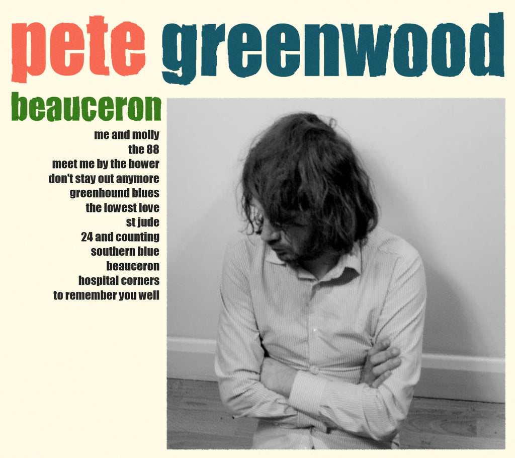 Pete Greenwood 'Beauceron' - Cargo Records UK