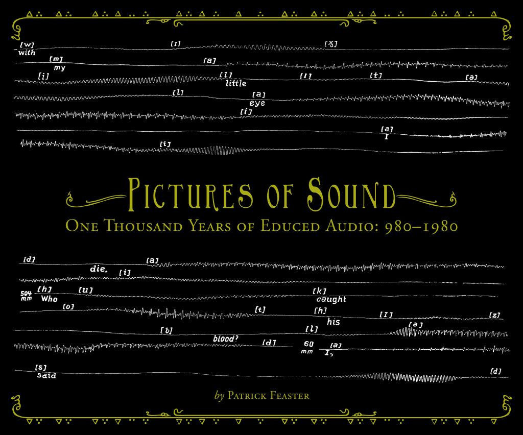 Various Artists 'Pictures Of Sound: One Thousand Years Of Educed Audio: 980-1980' - Cargo Records UK