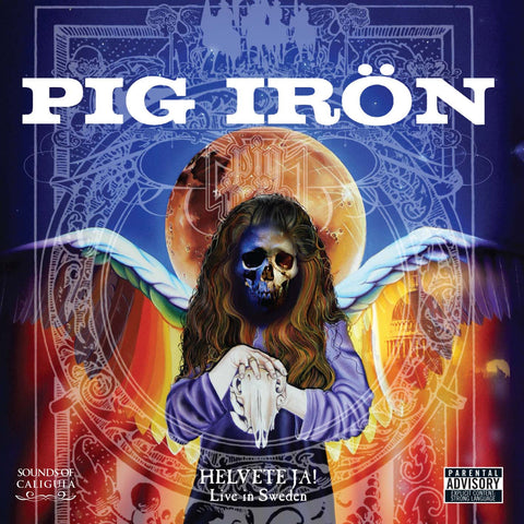 Pig Iron 'Helvete Ja! (Live in Sweden)' - Cargo Records UK
