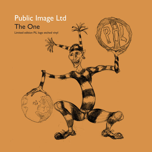 Public Image Limited (PiL) 'The One' - Cargo Records UK