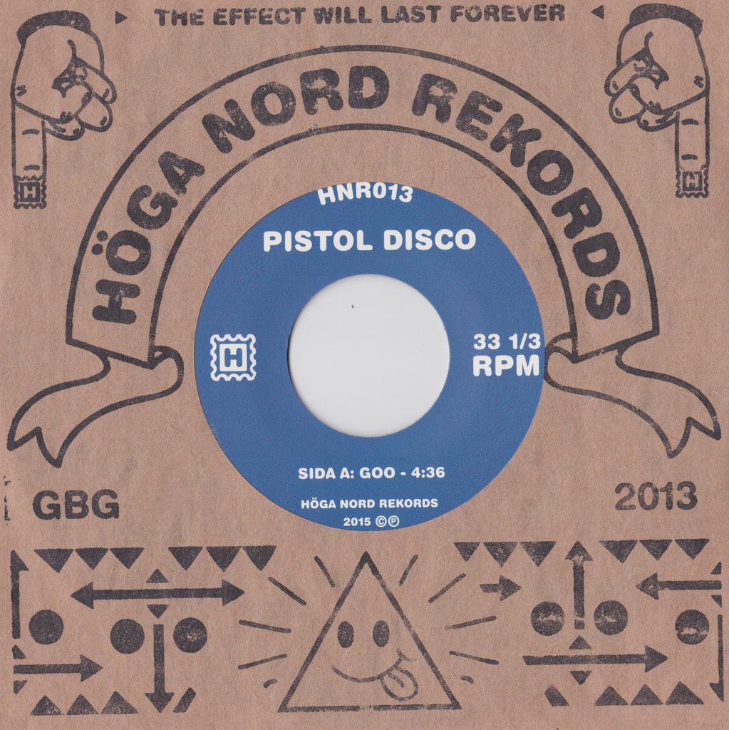 Pistol Disco 'Goo/Pool' - Cargo Records UK