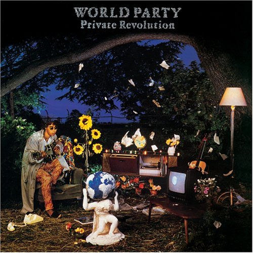 World Party 'Private Revolution' - Cargo Records UK