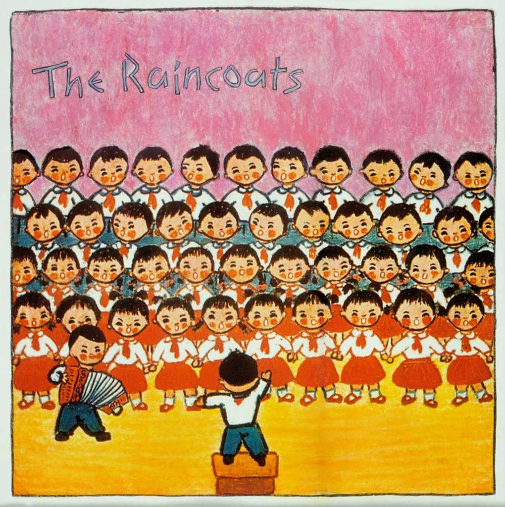 The Raincoats 'The Raincoats' - Cargo Records UK