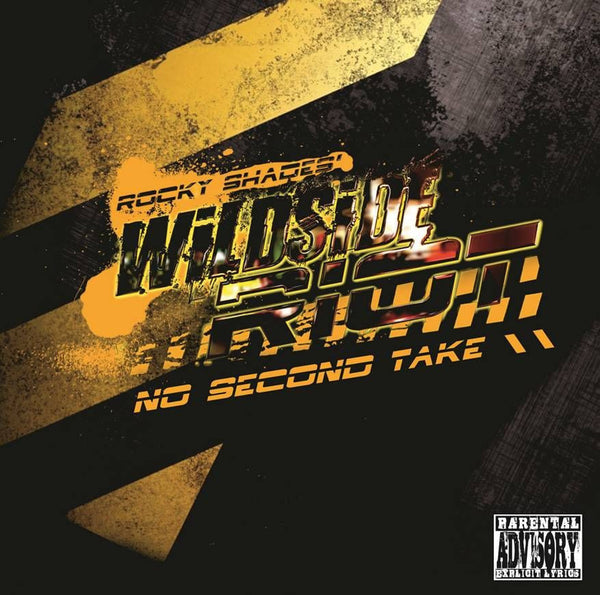 Rocky Shades' Wildside Riot 'No Second Take' - Cargo Records UK