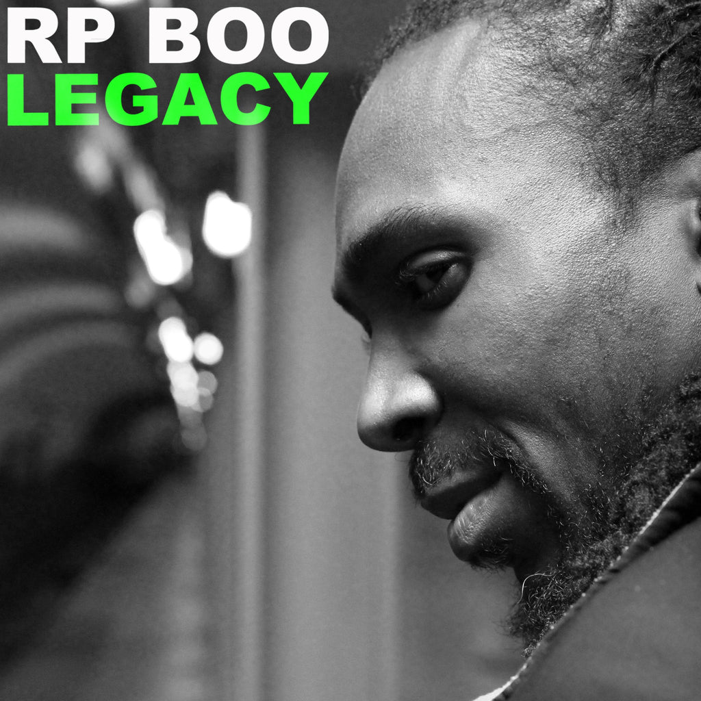 RP Boo 'Legacy' - Cargo Records UK