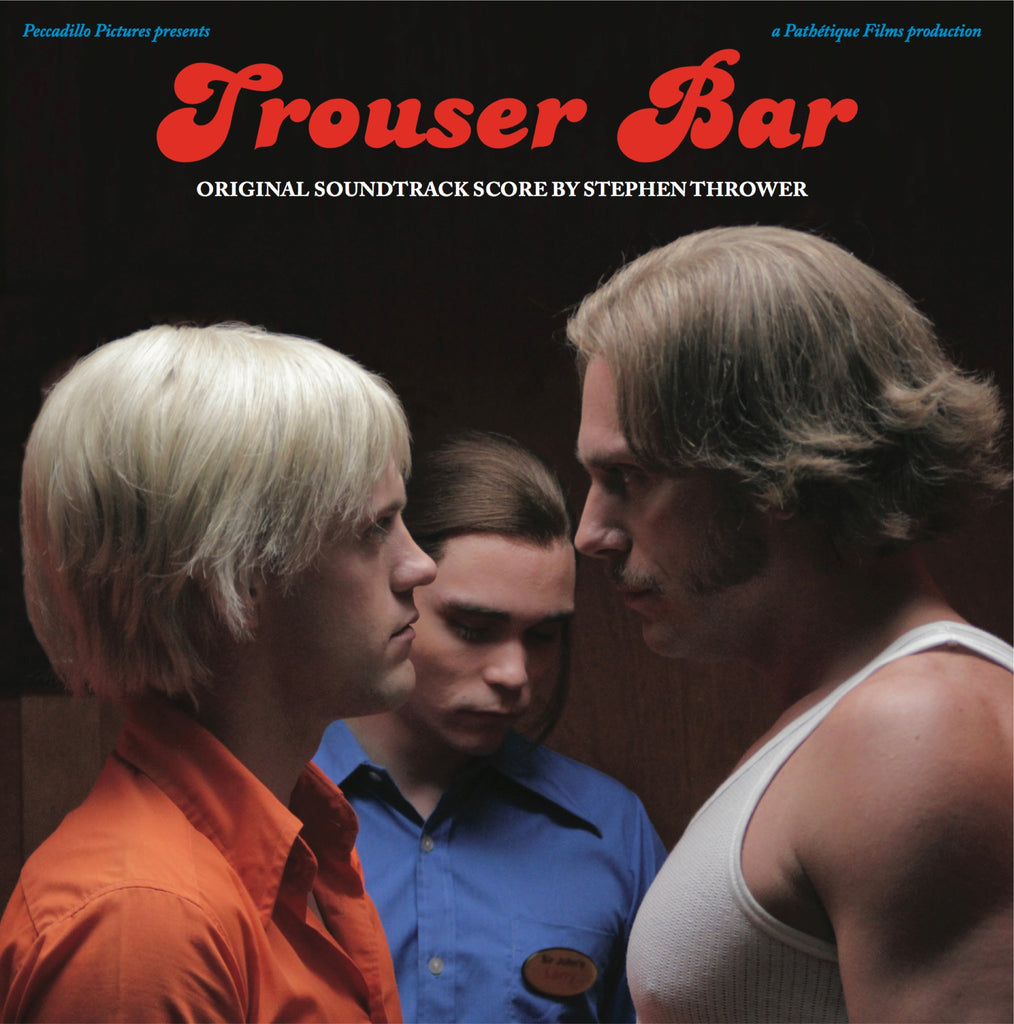 Stephen Thrower (Coil) 'Trouser Bar O.S.T.' - Cargo Records UK