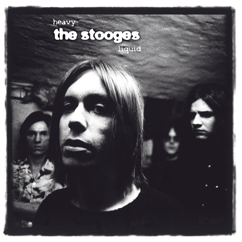 The Stooges 'Heavy Liquid/The Album' - Cargo Records UK