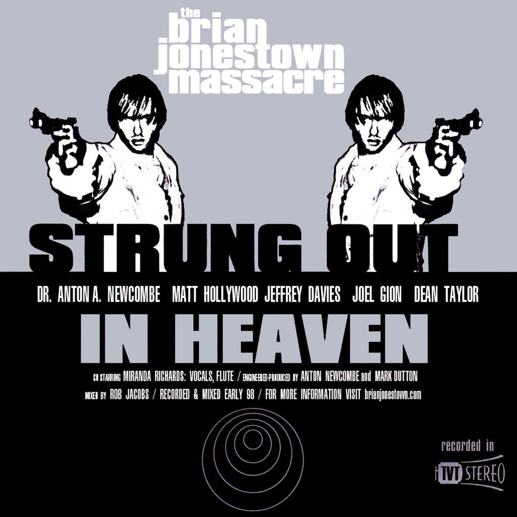 The Brian Jonestown Massacre 'Strung Out In Heaven' - Cargo Records UK