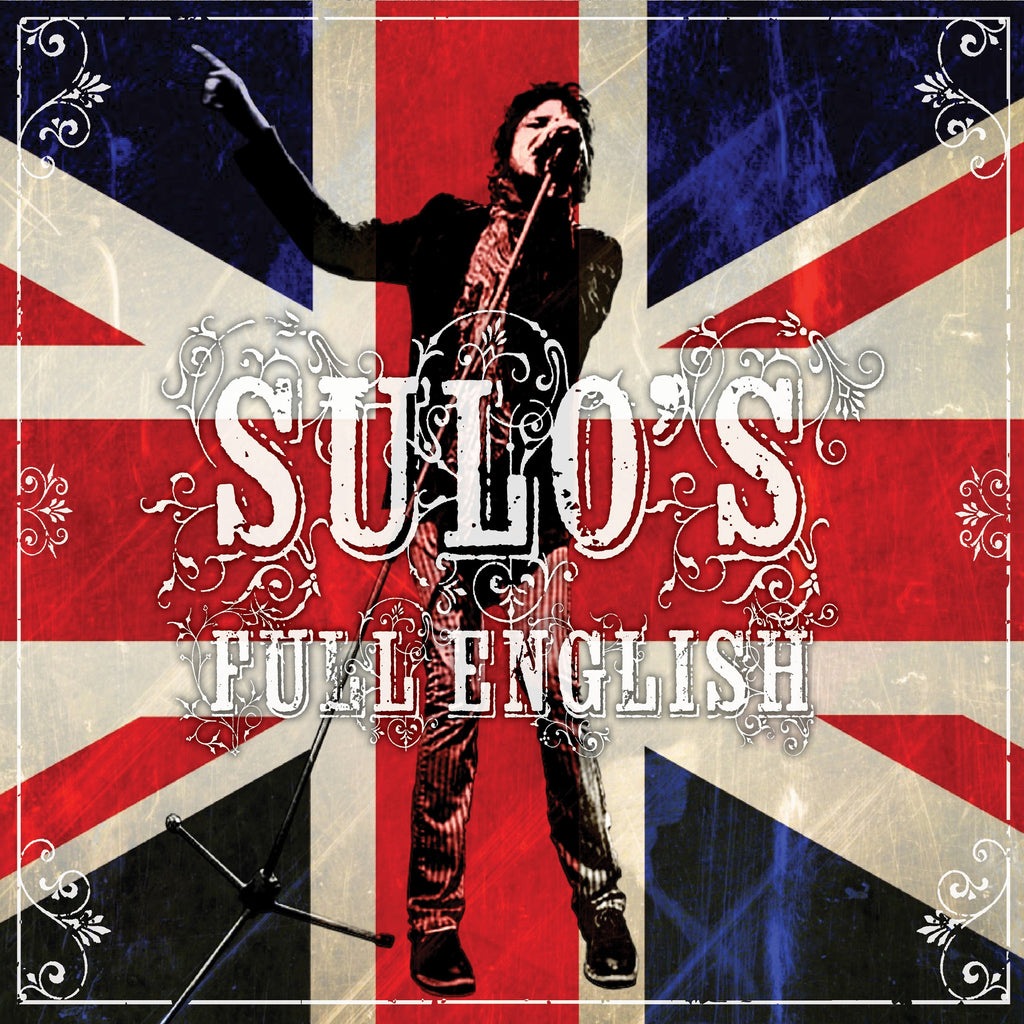 Sulo 'Full English' CD - Cargo Records UK
