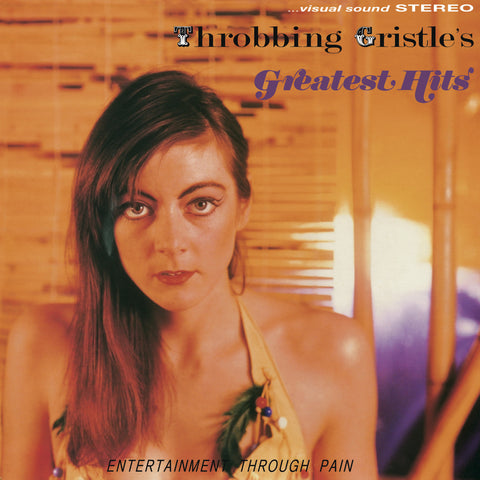 Throbbing Gristle 'Throbbing Gristle's Greatest Hits' - Cargo Records UK
