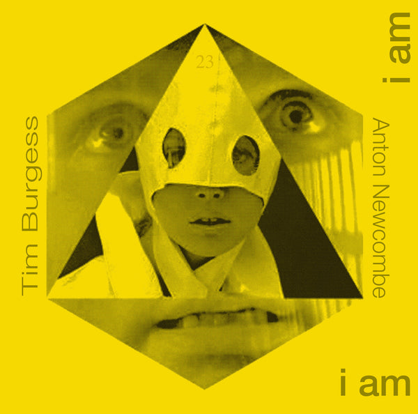 Tim Burgess (Remixed By Anton Newcombe) 'The Doors Of Then - I Am Yours I Am You' - Cargo Records UK