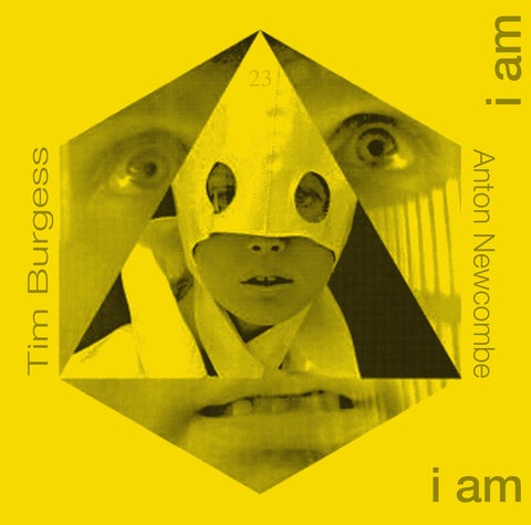 Tim Burgess (Remixed By Anton Newcombe) 'The Doors Of Then - I Am Yours I Am You' - Cargo Records UK - 1