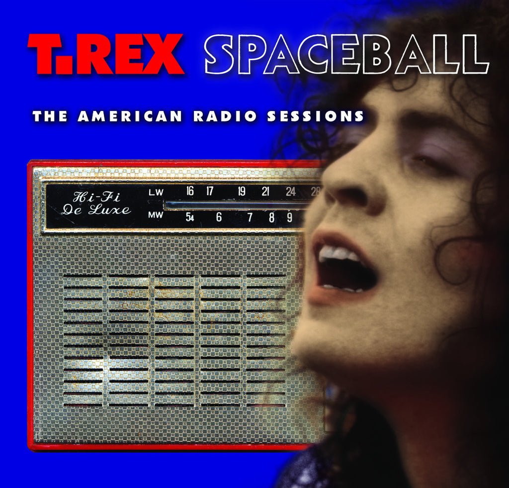 T Rex 'Spaceball' - Cargo Records UK