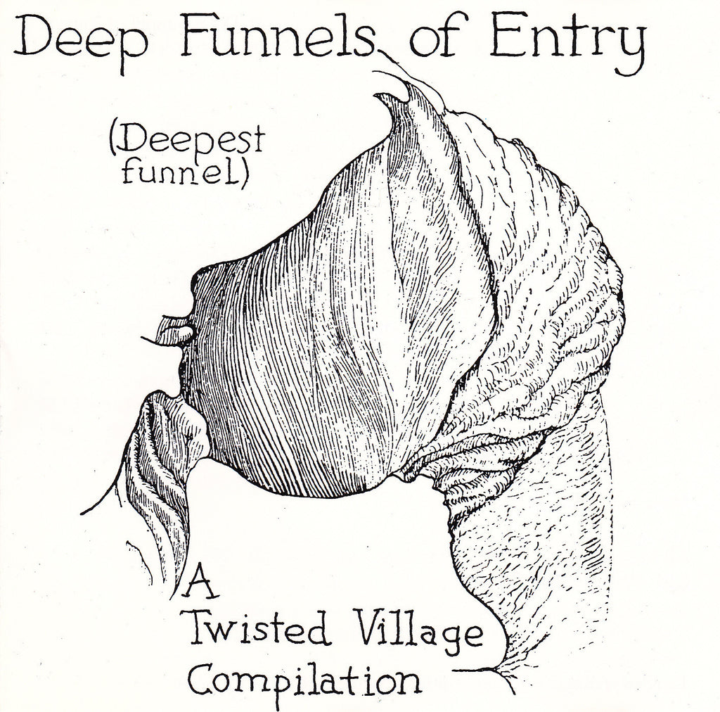 Various Artists 'Deep Funnels of Entry' - Cargo Records UK