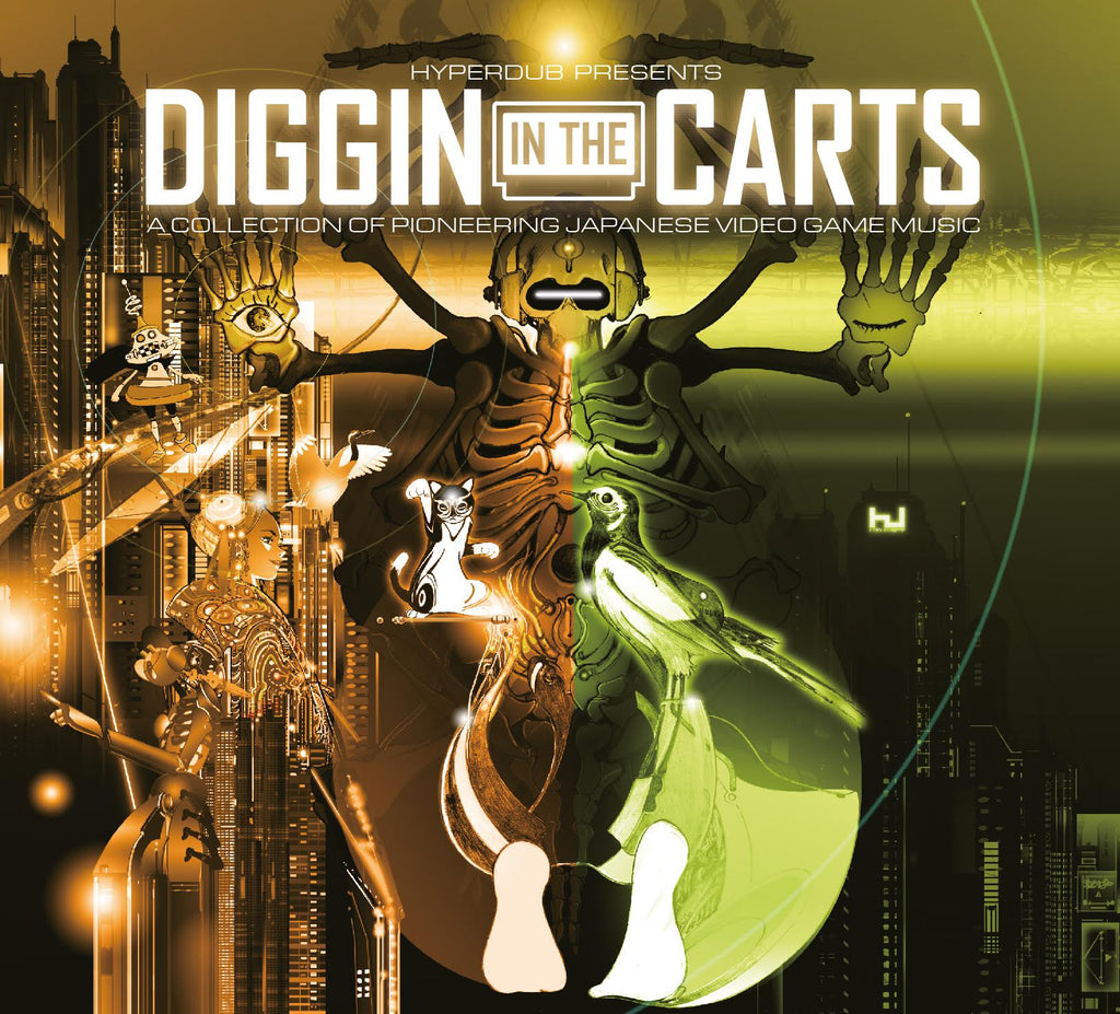 Various 'Diggin In The Carts : A Collection Of Pioneering Japanese Video Game Music' - Cargo Records UK
