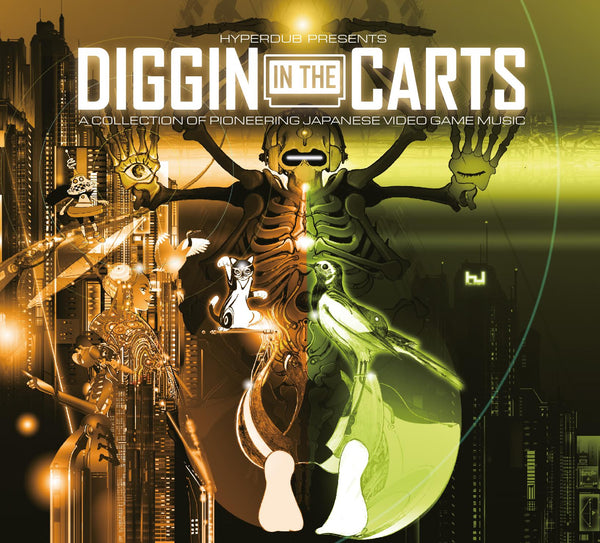 Various 'Diggin In The Carts : A Collection Of Pioneering Japanese Video Game Music'
