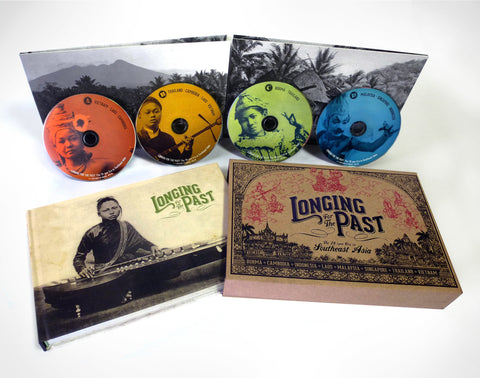 Various Artists 'Longing For The Past: The 78 RPM Era In Southeast Asia' - Cargo Records UK