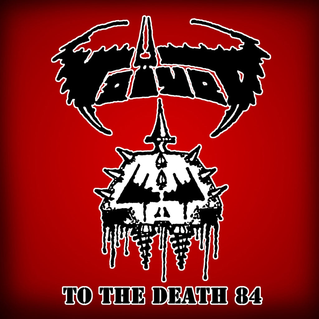 Voivod 'To The Death' - Cargo Records UK