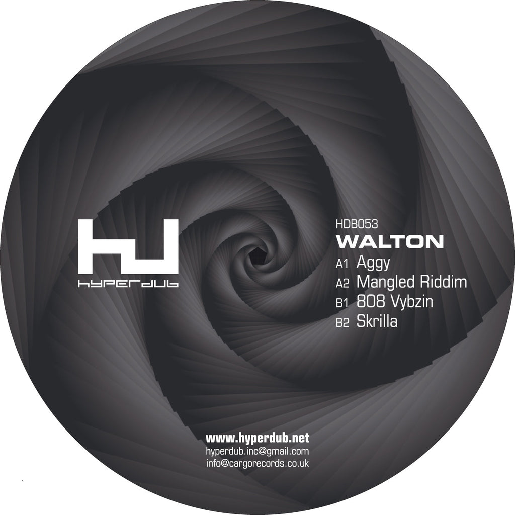 Walton 'Walton EP' - Cargo Records UK