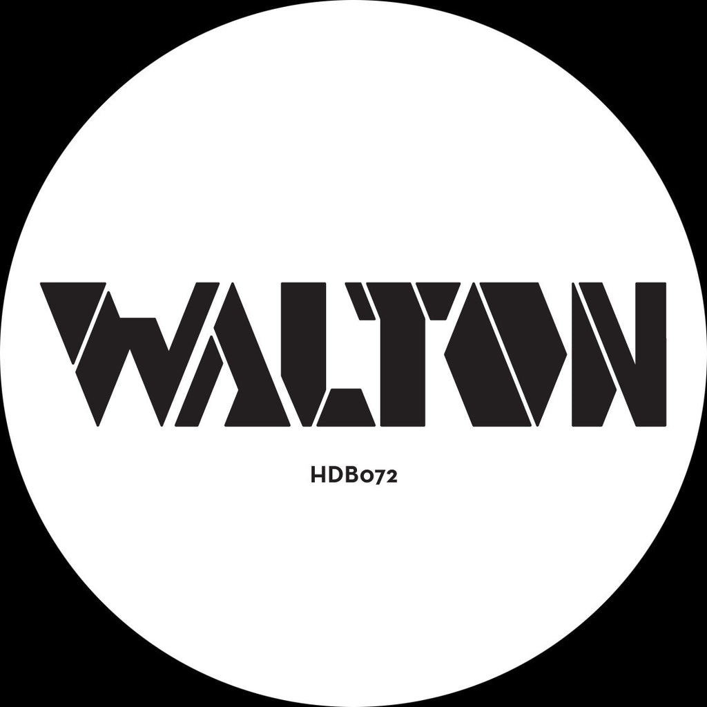 Walton 'Baby / Can't You See' - Cargo Records UK