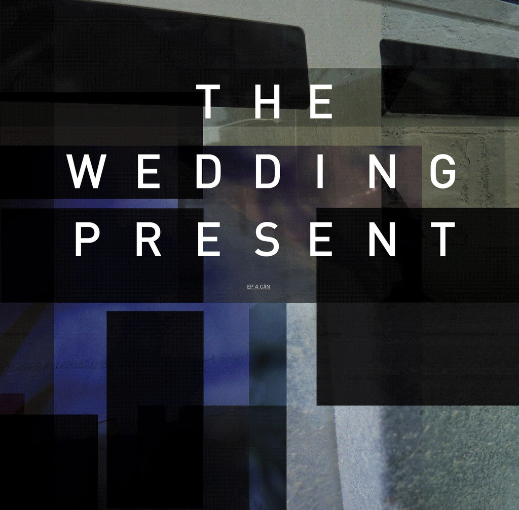 The Wedding Present 'Lieder EP' - Cargo Records UK