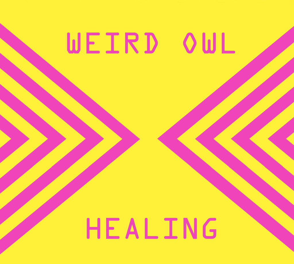 Weird Owl 'Healing' - Cargo Records UK