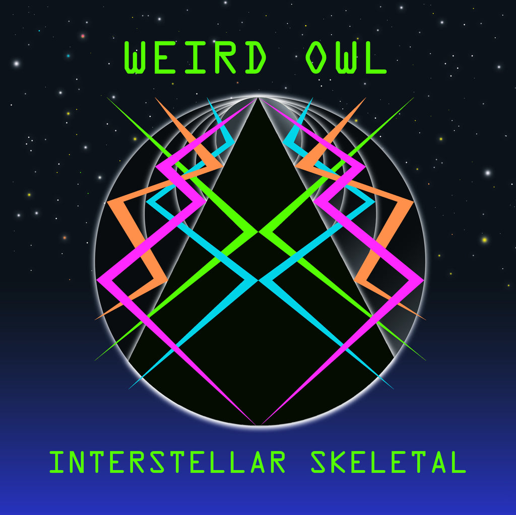 Weird Owl 'Interstellar Skeletal' - Cargo Records UK
