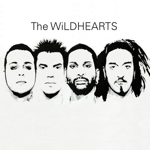 The Wildhearts 'The Wildhearts' - Cargo Records UK