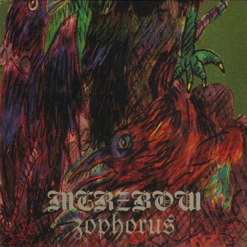 Merzbow 'Zophorus' - Cargo Records UK