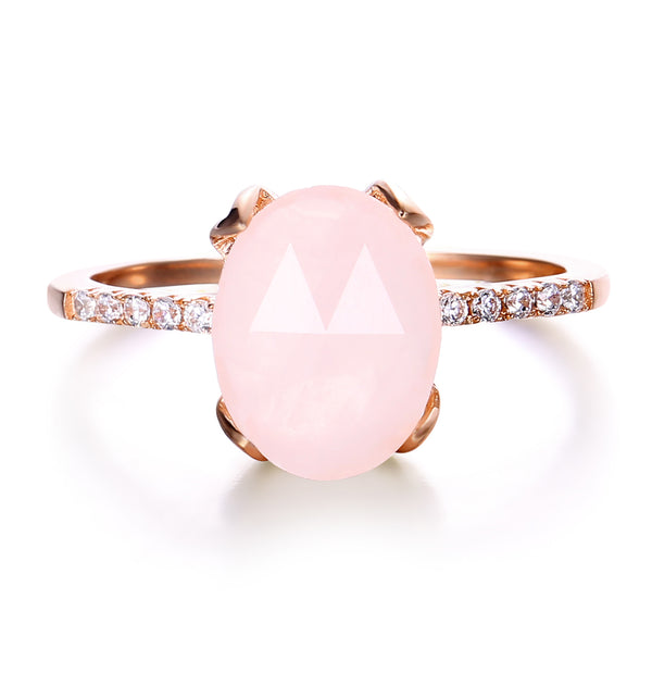 Moonstone Ring - Harlow
