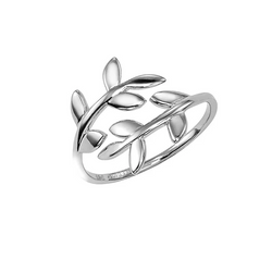 ' LEAF ' RING-purelei-Juri Elle