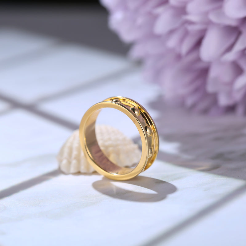 Gold Calima Ring
